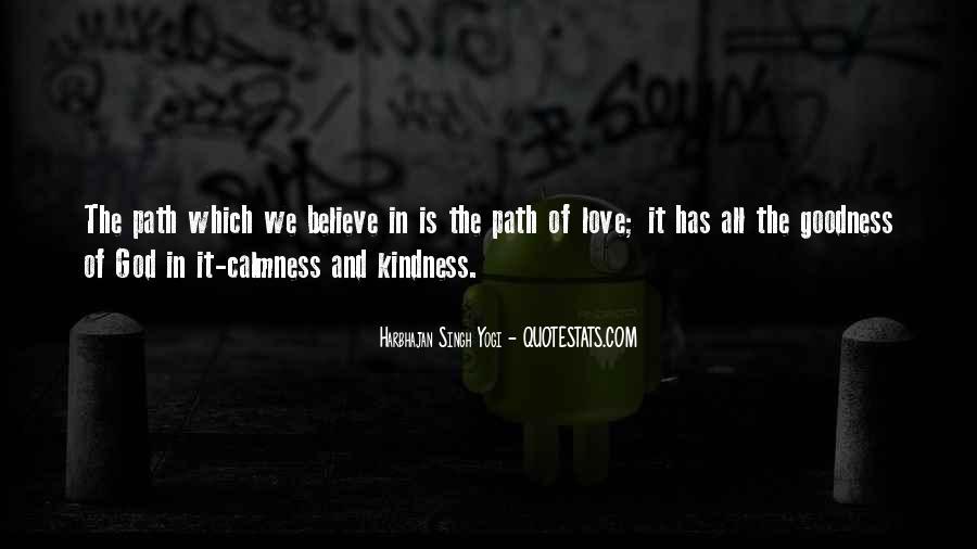 Harbhajan Yogi Quotes #258023