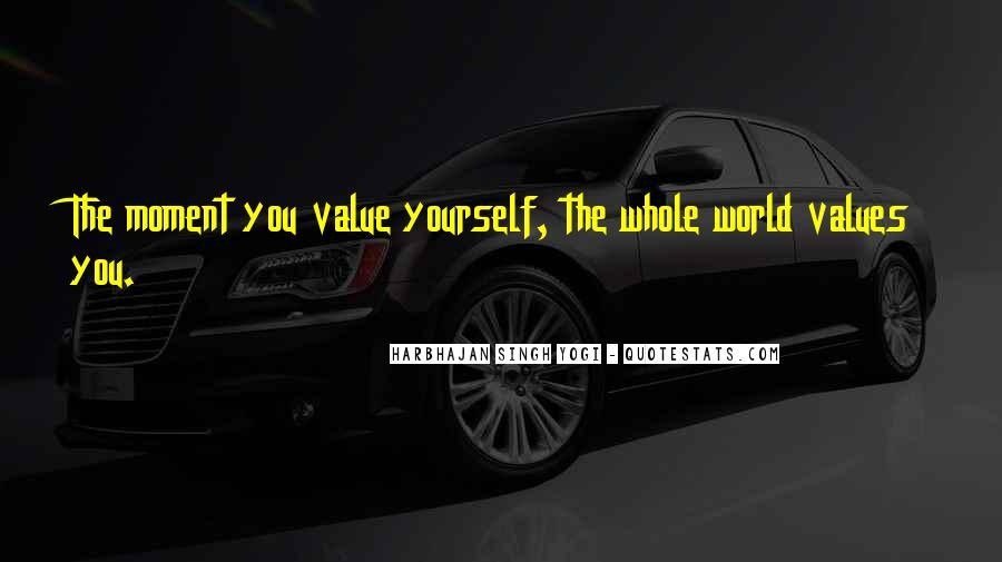 Harbhajan Yogi Quotes #268466