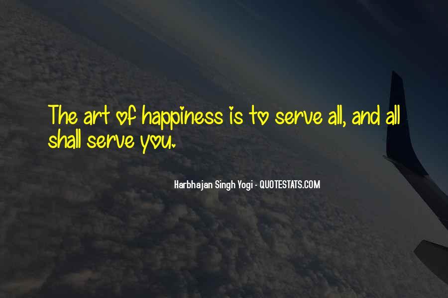Harbhajan Yogi Quotes #286156
