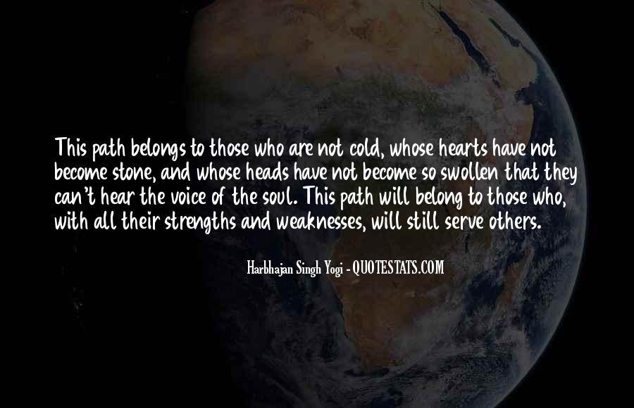 Harbhajan Yogi Quotes #290005