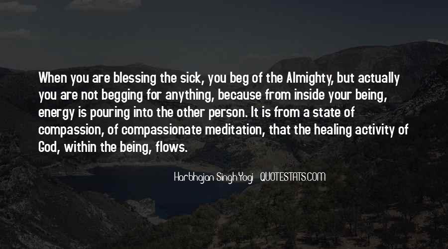 Harbhajan Yogi Quotes #290557