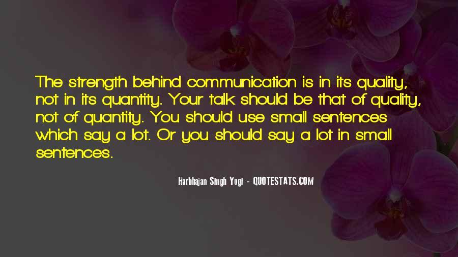 Harbhajan Yogi Quotes #327988