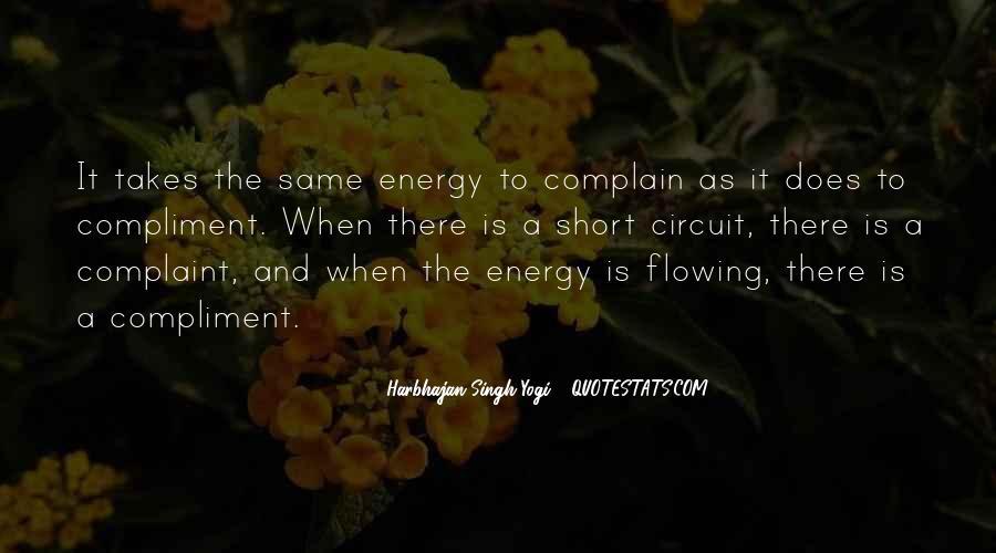 Harbhajan Yogi Quotes #338497