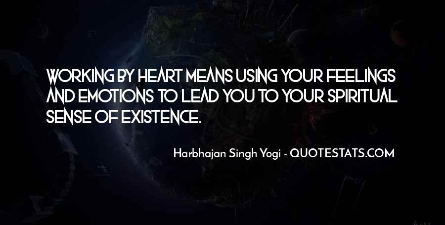 Harbhajan Yogi Quotes #370329