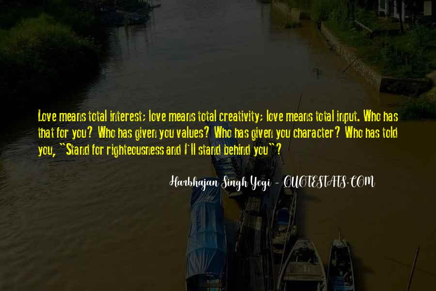 Harbhajan Yogi Quotes #406624