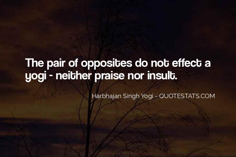 Harbhajan Yogi Quotes #420621