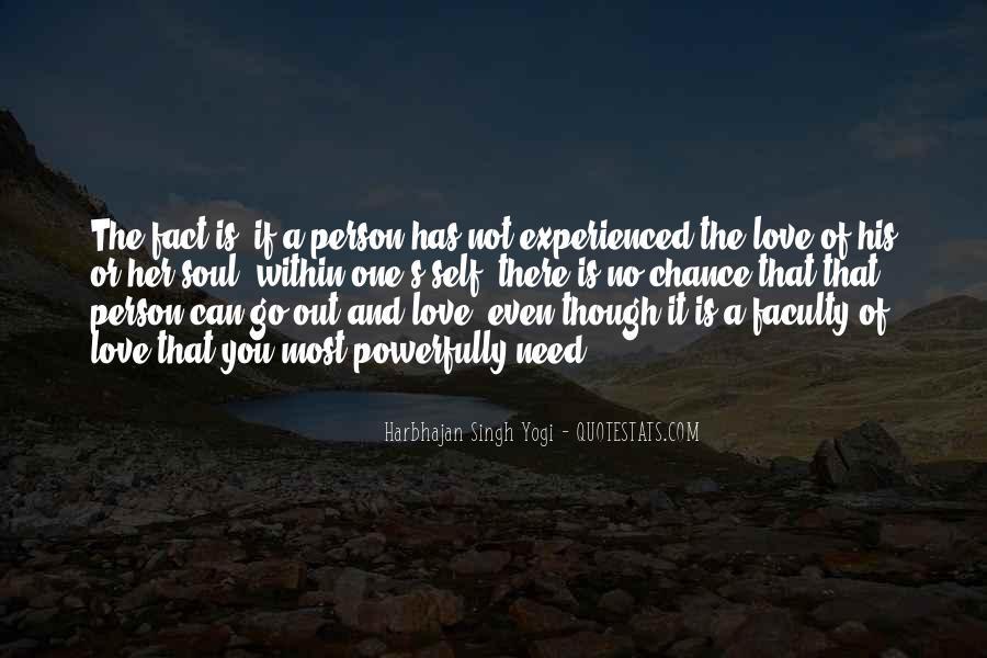 Harbhajan Yogi Quotes #424351