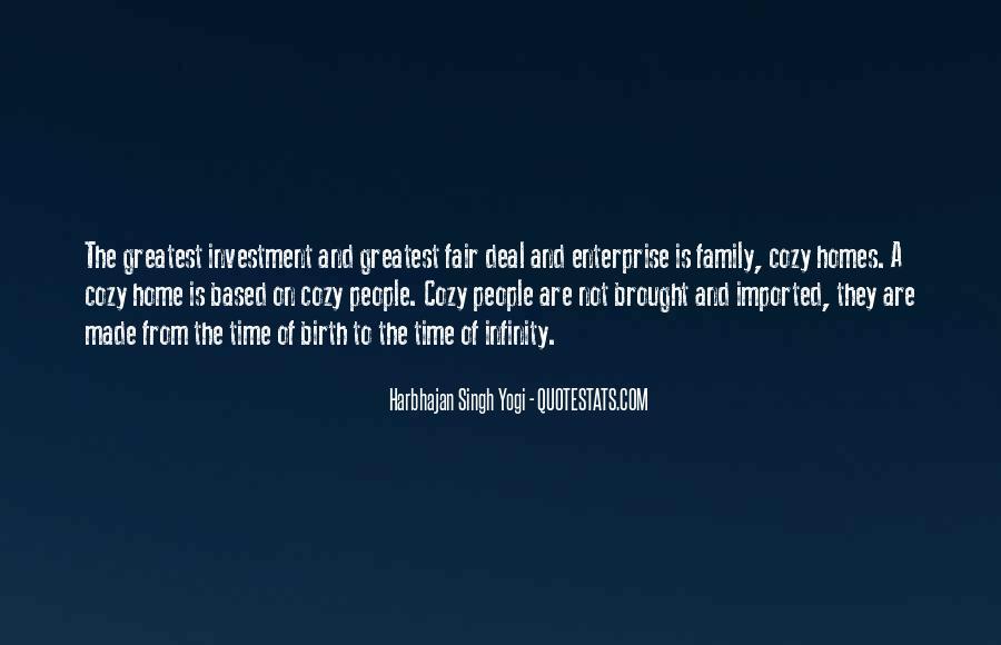 Harbhajan Yogi Quotes #465103