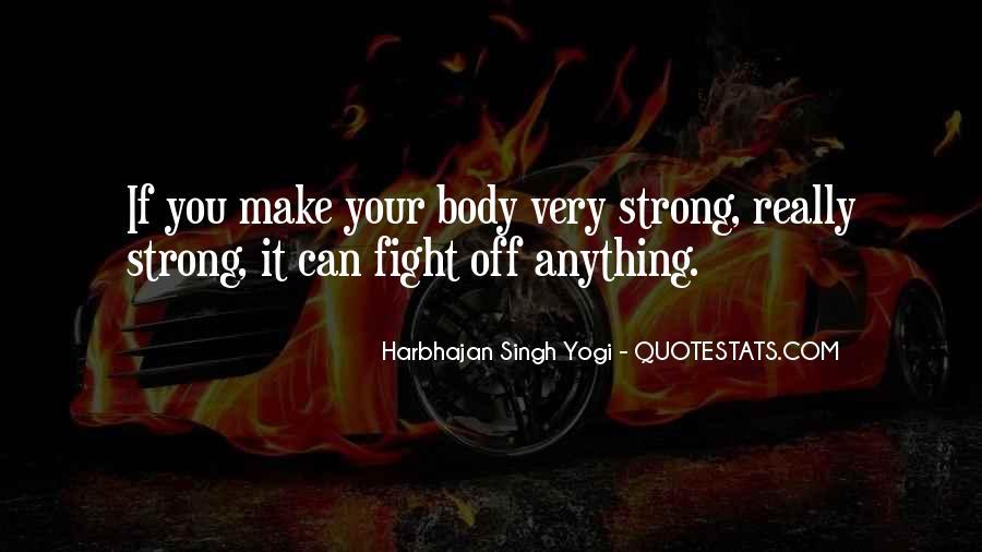 Harbhajan Yogi Quotes #528815