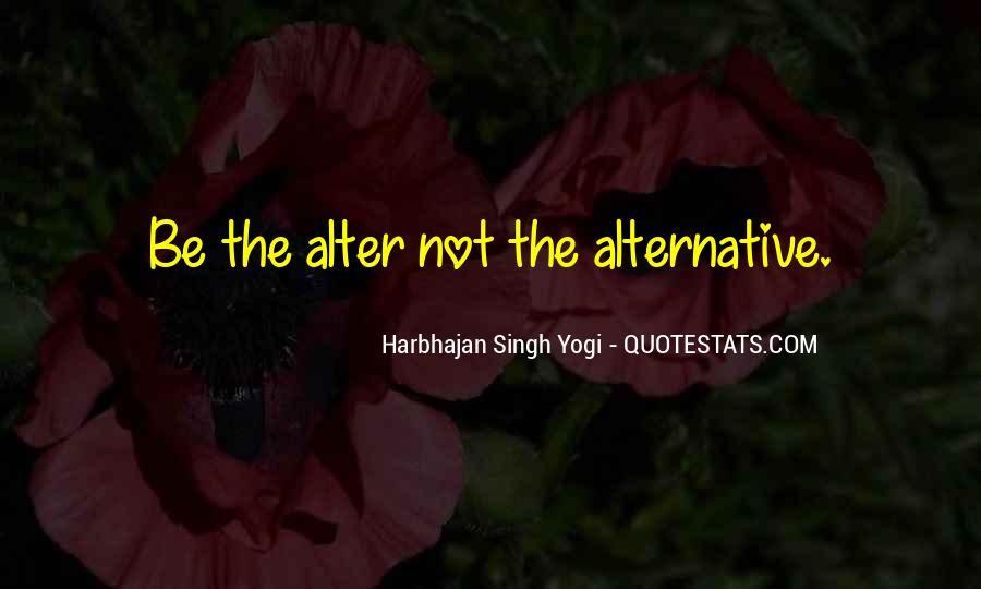 Harbhajan Yogi Quotes #545590