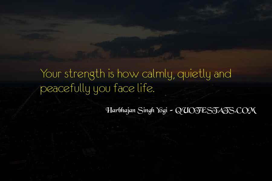 Harbhajan Yogi Quotes #561550