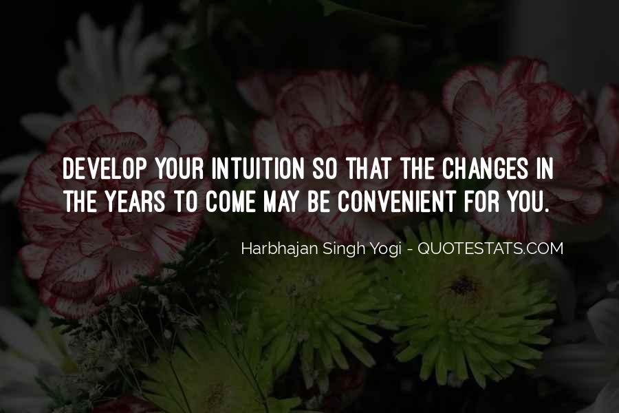 Harbhajan Yogi Quotes #597709
