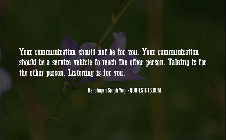 Harbhajan Yogi Quotes #613599