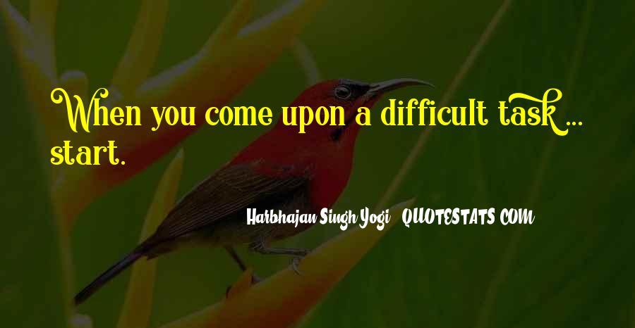 Harbhajan Yogi Quotes #647588