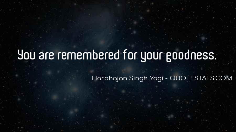 Harbhajan Yogi Quotes #667437