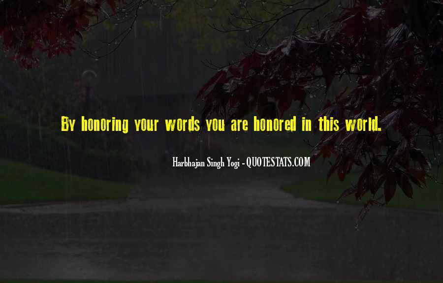 Harbhajan Yogi Quotes #678538