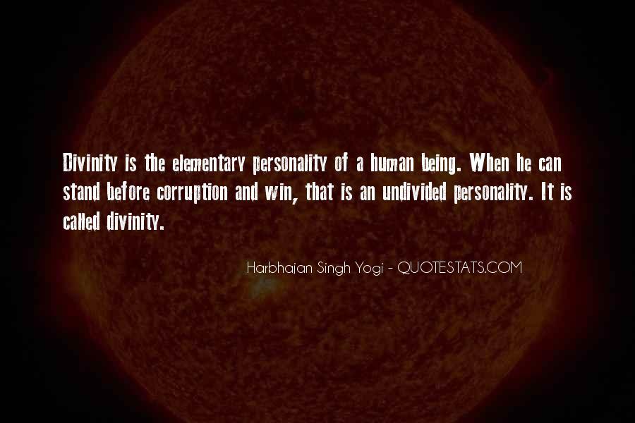 Harbhajan Yogi Quotes #784431