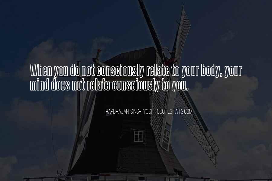 Harbhajan Yogi Quotes #794893