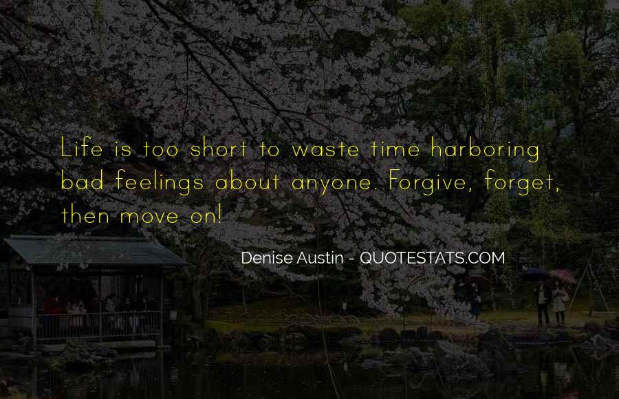Harboring Feelings Quotes #1188479