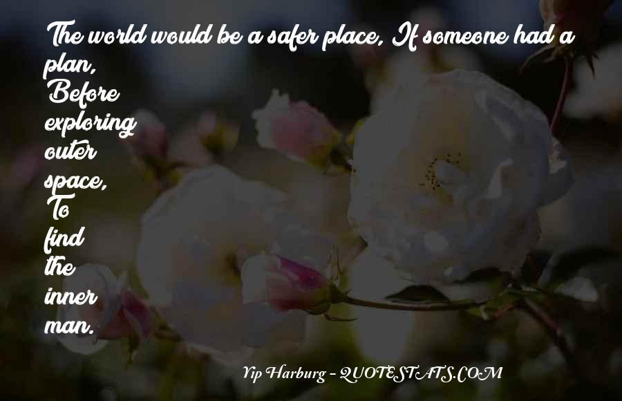 Harburg Quotes #141574