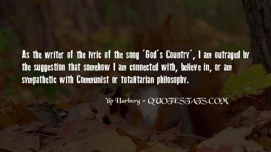 Harburg Quotes #1755184