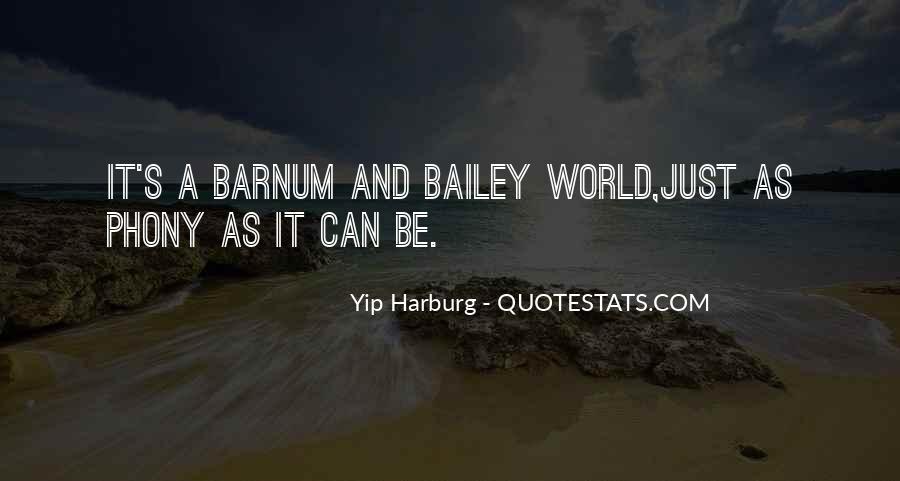 Harburg Quotes #208074