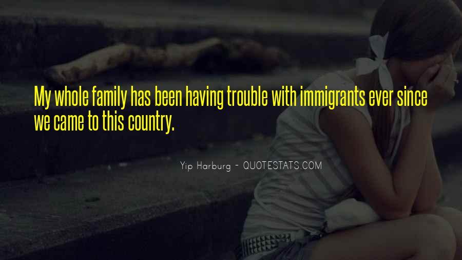 Harburg Quotes #796147