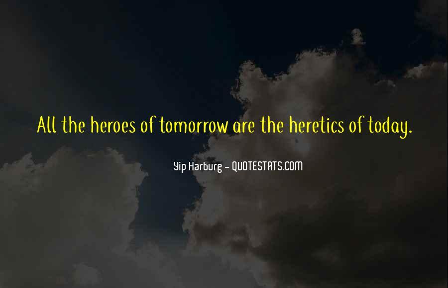 Harburg Quotes #88317