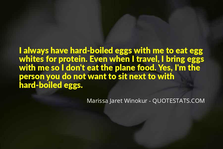 Hard Boiled Quotes #250969