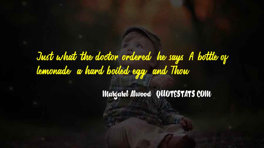 Hard Boiled Quotes #531749