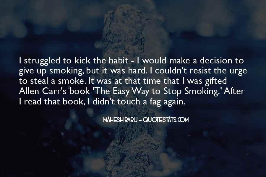 Hard Decision Quotes #1233155