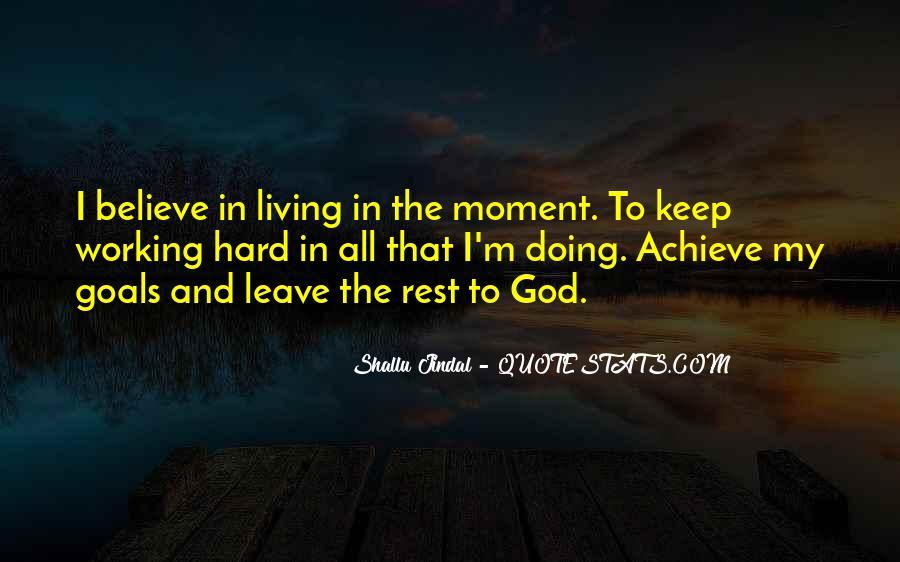 Hard Life God Quotes #1407510