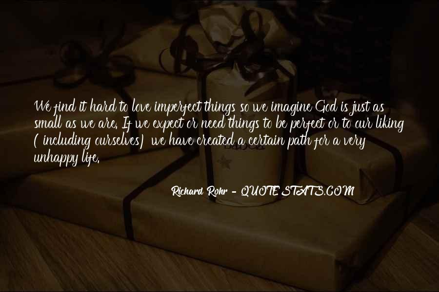 Hard Life God Quotes #1428625