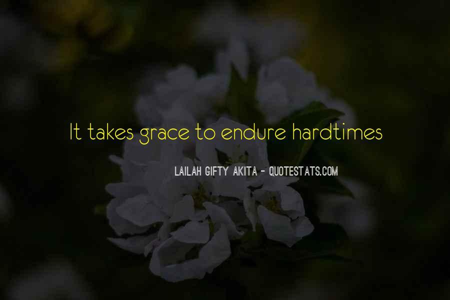 Hard Life God Quotes #1658078