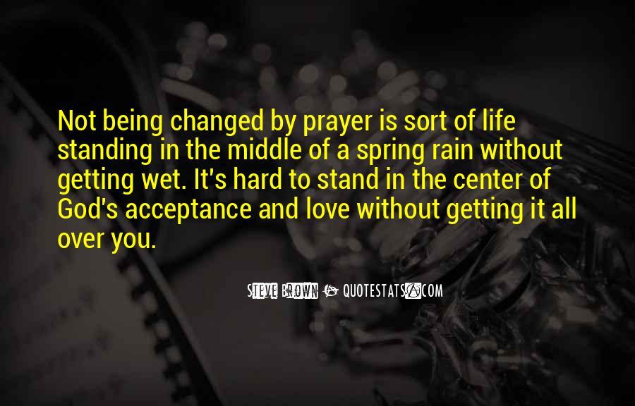 Hard Life God Quotes #620108