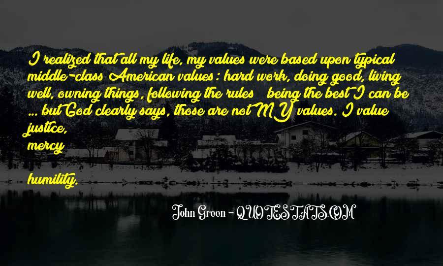 Hard Life God Quotes #963992