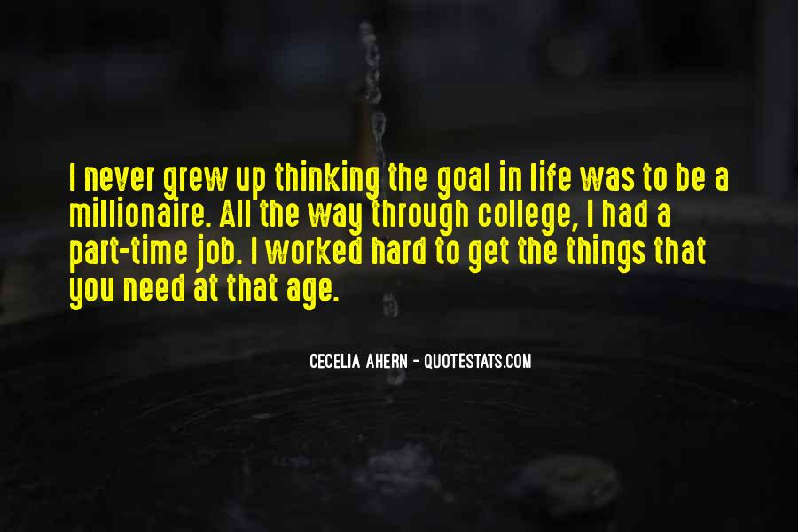 Hard Life Time Quotes #287591