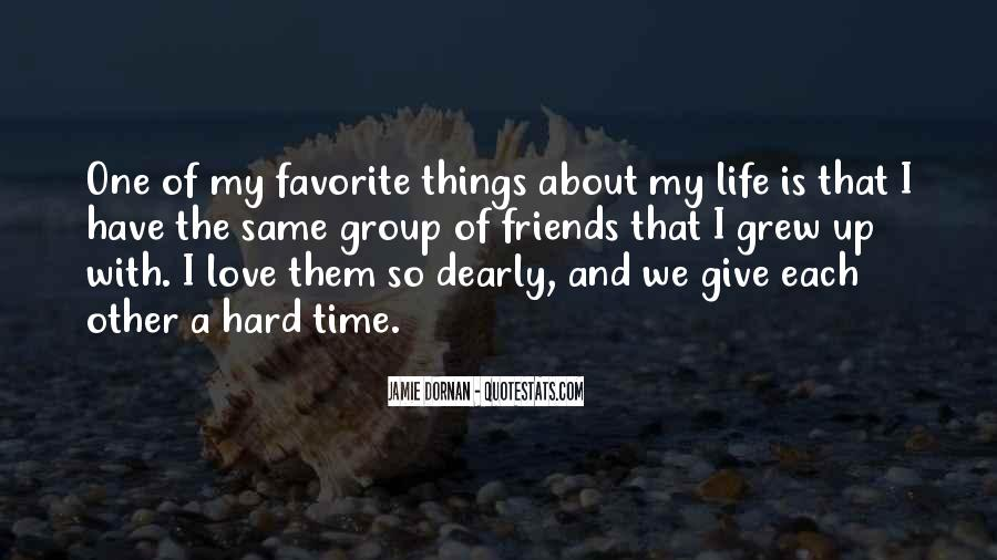 Hard Life Time Quotes #683442