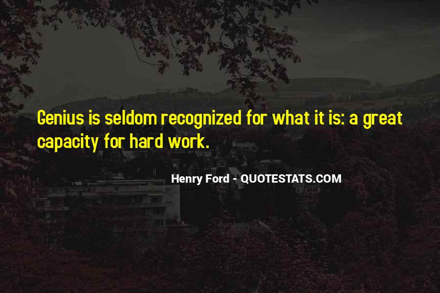 Hard Work And Attitude Quotes #1018418