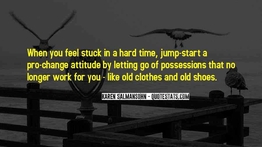 Hard Work And Attitude Quotes #1083004