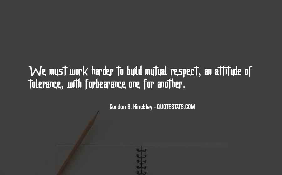 Hard Work And Attitude Quotes #110885