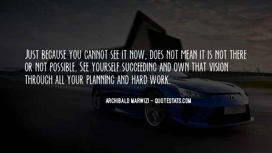 Hard Work And Attitude Quotes #1221221