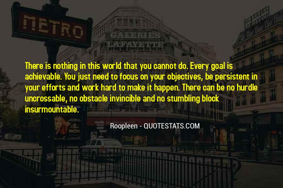 Hard Work And Attitude Quotes #1595800