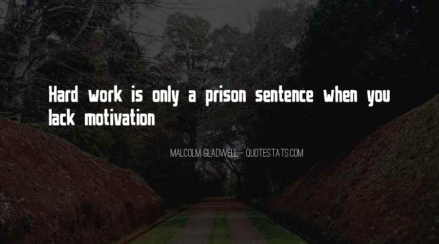 Hard Work And Attitude Quotes #1660399