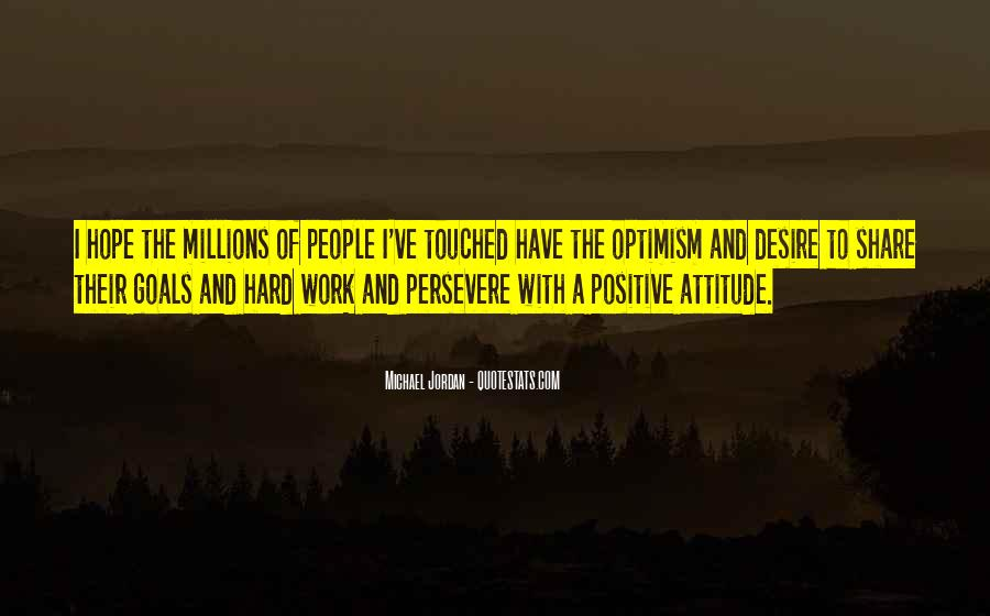 Hard Work And Attitude Quotes #259722