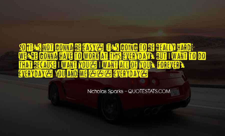 Hard Work Love Quotes #133772
