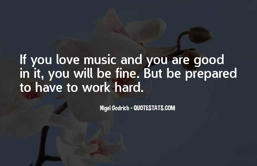 Hard Work Love Quotes #34477