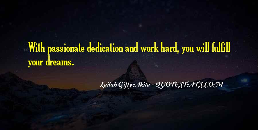 Hard Work Love Quotes #458010