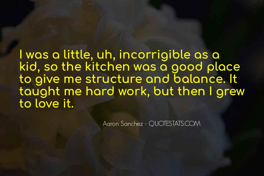 Hard Work Love Quotes #464178