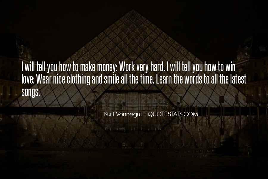 Hard Work Love Quotes #478703